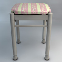 3d chair grandma s model