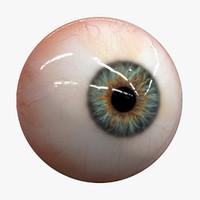 ma eye realistic human realtime