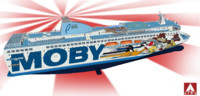 moby lines freedom 3d model