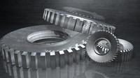 metal gears dxf free