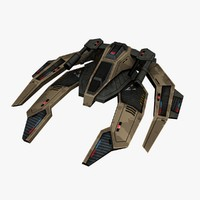 Military Space Fighter 3