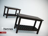 Hemnes Bench