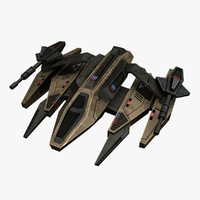 Military Space Fighter 4