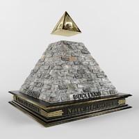 illuminati pyramid max
