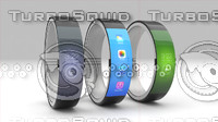 iwatch watch 3d 3ds