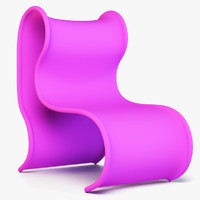 free 3ds model fiocco chair von