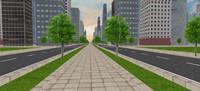 ready city 3d model