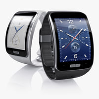 3d samsung gear s model