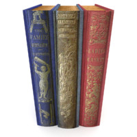 3ds max realistic book set 5