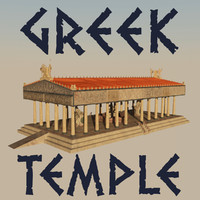 max greek temple
