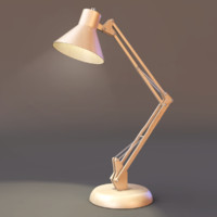 reid table lamp 3ds