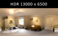 Bathroom 360 degree full HDRi