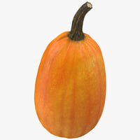 pumpkin 04 3d max