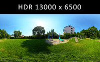 Playground 360 degree HDR