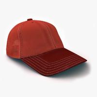 Baseball Cap v2 color