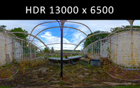 Conservatory 360 degree HDR