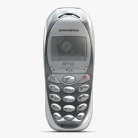 3dsmax siemens cellphone