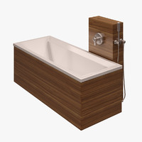 max bathtub duravit