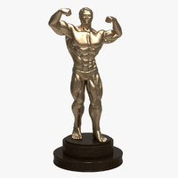 bodybuilder sculpture max