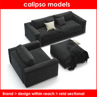 max design reach reid sectional
