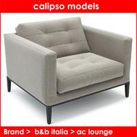 ac lounge b italia 3d model