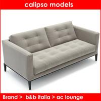 3ds max ac lounge b italia