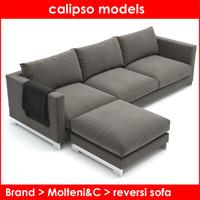 reversi sofa Molteni&C