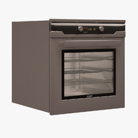 arcelik built-in oven max