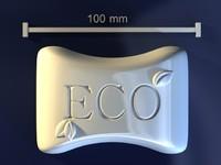 eco mold hand 3d model