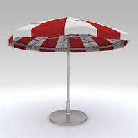 sun shield 3d model
