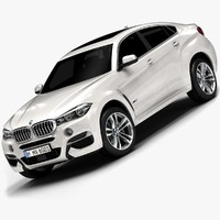 3d lwo 2015 bmw x6m interior