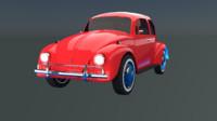 Car VW  beetle