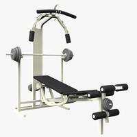 fbx gym bench