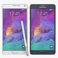 new samsung galaxy note 3d model