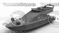3ds max boat