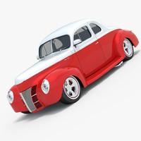 1940 luxe custom 3d 3ds