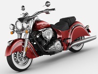 3ds max indian chief classic