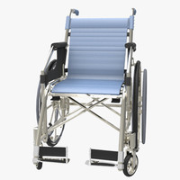 3d wheelchair ready