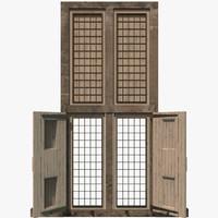 window 3d x