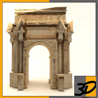 3ds roman ruins