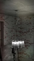 3d artemide logico suspension 3