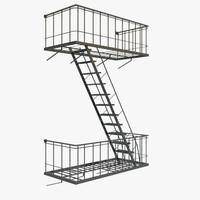 escape 3d fbx