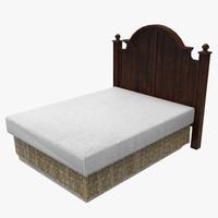 bed ready fbx