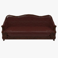 couch sofa fbx