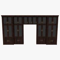 floor cabinet x