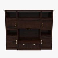 3d floor cabinet