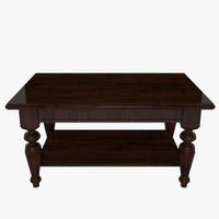 3dsmax tables desk
