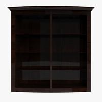 wall cabinet 3d fbx