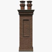 chimney 3d x