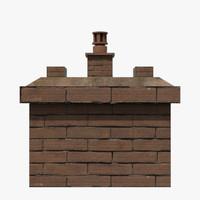 chimney 3d ma